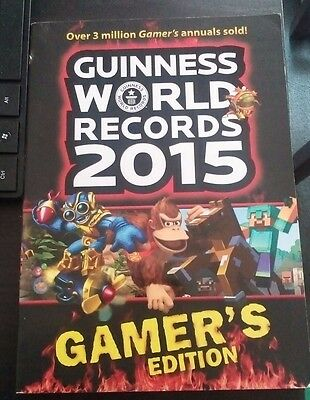 Guinness World Records Gamer's Edition 2015 by Guinness World Records...