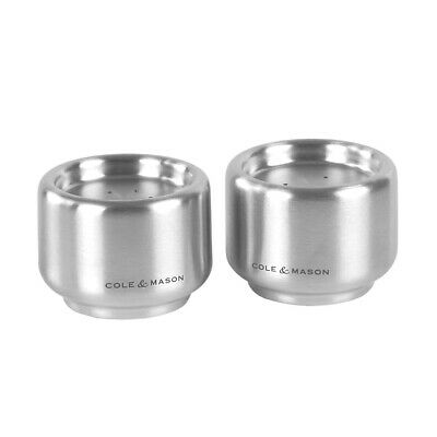 Cole & Mason Burley Salt & Pepper Shaker Set