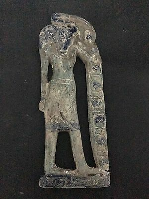 RARE ANCIENT EGYPTIAN SEKHMET 30th Dyn 380 BC