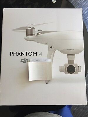 DJI Phantom 4 Drone - COLLECT FROM WS10 MIDLANDS FOR ONLY £600 - WARRANTY