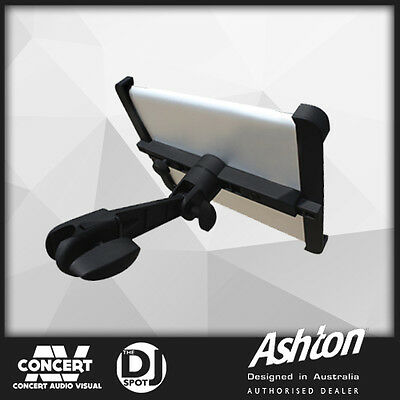 Ashton ISP50 iPad / Samsung Galaxy / Tablet holder for microphone stand