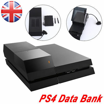 """Data Bank Game Case For Playstation 4 Extra 2TB Storage Capacity 3.5"""" hard drive"""