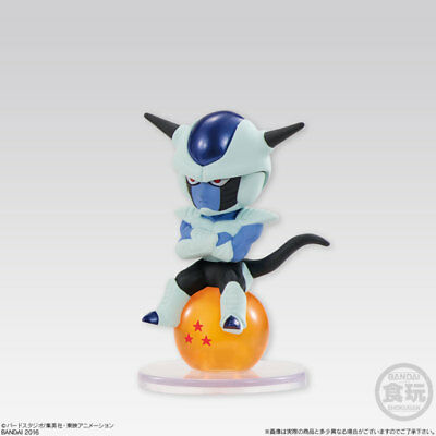 Dragon Ball Super Frost Chara Puchi Bandai Figure Figura New