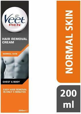 Veet For Men Hair Removal Cream  Normal Skin 200ml
