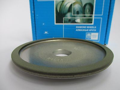100mm. Hole 20mm. Type 12A2-20 Dish Diamond Grinding Wheel (Various Grit)