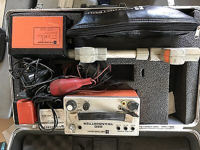 Metrotech 850 Pipe & Cable Utility Line Locator Kit