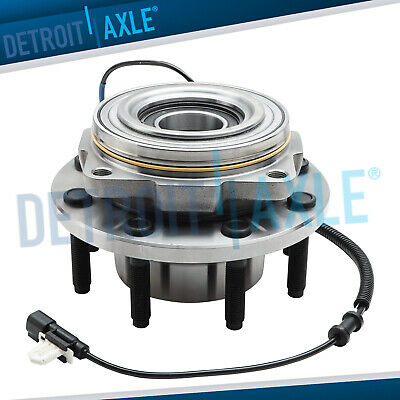 Front Wheel Bearing & Hub 4WD for 2011 2012 2013 2014-2016 Ford F-250 F-350 SD