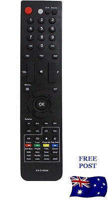 Hisense Tv Replacement Remote Control En-31605A - Hl81V68 Hl66V88 Hl55T36Pzl