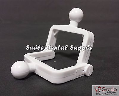 Dental Lab Disposable  Plastic Articulator 500 Sets,White - #604