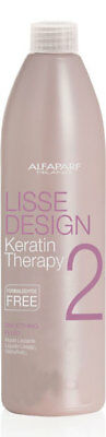 Alfaparf Lisse Design Keratin Therapy Smoothing Fluid 500 ml