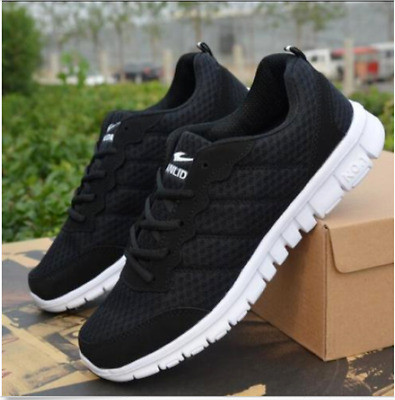 Men-039-s-Running-Breathable-Shoes-Sports-Casual-Athletic-Sneakers-New-Fas