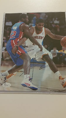 Kyrie Irving Cleveland Cavaliers Signed 8x10 Photo JSA