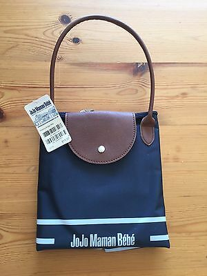 JoJo Maman Bebe Folding Buggy Bag Navy - Brand New with Tags
