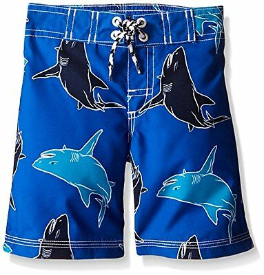 Gymboree Shark Swimming Trunks (size 5-6) NWT