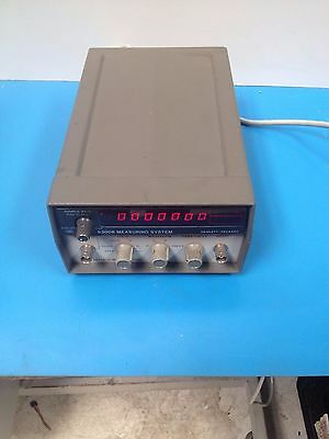 HEWLETT PACKARD Model 5300B Measuring System