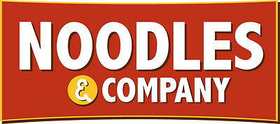 $50 Value Noodles & Company Gift Card-Physical Card ##DISCOUNTED CARD##