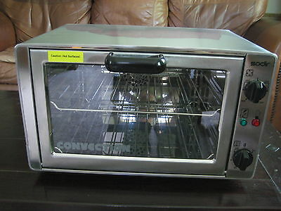 Equipex Sodir FC26 Counter Top Convection Oven - PERFECT, UNUSED