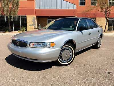 2003 Buick Century CUSTOM LANDAU TOP + CHROME PACKAGE 2003 BUICK CENTURY CUSTOM-LANDAU TOP-32K ORIGINAL MILES-RUST FREE AZ CAR-1 OWNER