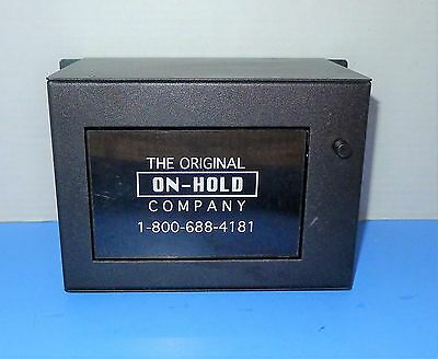 Genuine The Original On-Hold Remote Unit Telephone Answering System Machine