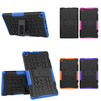 """Hybrid Protective Hard Case Cover for Amazon Fire HD 8"""" 8th/7th Gen 2018 / 2017"""