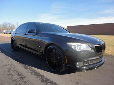 2012 BMW 7-Series ALPINA B7 LWB xDrive 2012 BMW B7 ALPINA LWB xDRIVE $156K MSRP FULLY LOADED CLEAN CARFAX WE FINANCE !