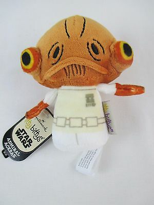 Hallmark Itty Bitty Bittys Admiral Ackbar Star Wars Force Awakens Rogue One