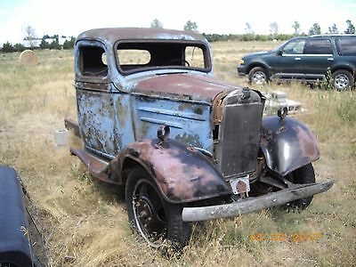 1936 Chevrolet Other Pickups  1936 Chev Pickup - Project - Great Hot Rod Potential - TAKE A LOOK