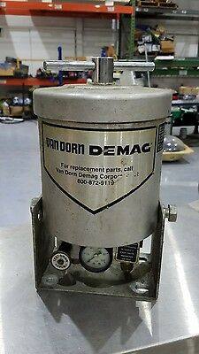 Van Dorn Demag BU-50 Hydraulic Oil Filter