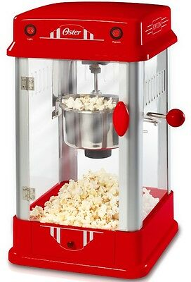 Oster Professional Theater Style Hot Oil Popcorn Popper FOR 220 VOLT EXPORT ONLY