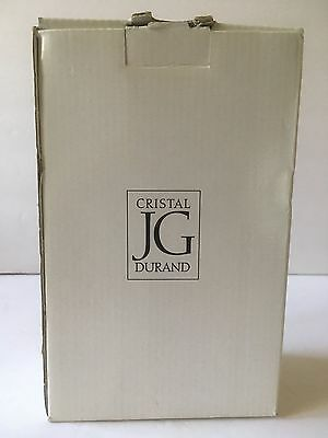 Cristal Jg Durand Pair Of Crescendo Candlesticks Chandeliers Made In France
