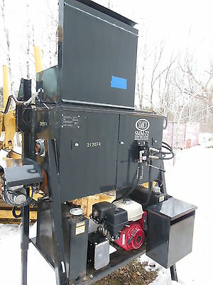 2012 Stepp Master Mix Tailgate Mounted Asphalt Recycler
