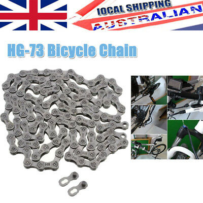 CN-HG73 9 Speed 116 Links HG-73 Bicycle Chain Mountain Bike for Deore LX 105