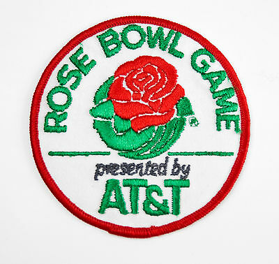 Vintage 2002 ROSE BOWL National Champion 4 Inch College Football Game Patch NCAA