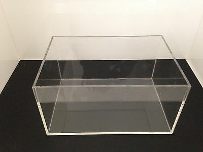 Acrylic Perspex Display Bin 150 X 290 X 200  Display Riser Sale Items Clearance