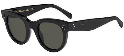 Genuine CELINE 41053/S Baby Audrey Sunglasses Replacement Lenses - Grey