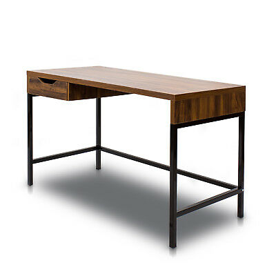 Contemporary high quality MDF desk drawers Scandinavian Office Home Furniture