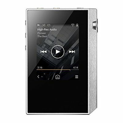 Pioneer digital audio player private high reso silver XDP-30R (S) Japan new .