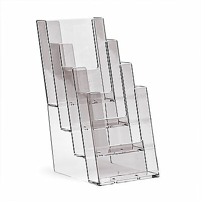 Taymar DL, Quad Pocket Brochure/Menu Holder 4C104