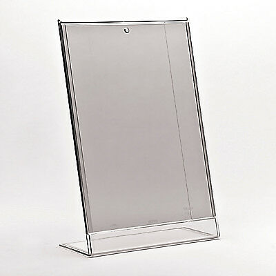 Taymar A4, Angled Ad/Print/Brochure Holder or Information Stand - AP210