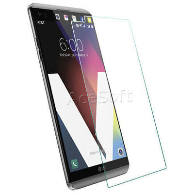 HD Clear Premium Tempered Glass Screen Protector for LG V20 VS995 Android Phone