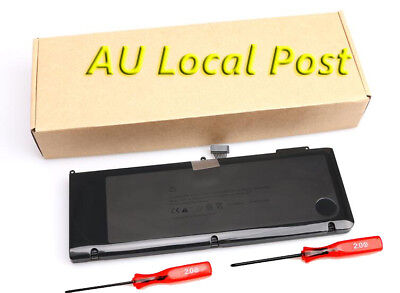 NEW Laptop Battery For Apple MacBook Pro 15 inch A1286 (Mid-2010) A1321 MC371LL