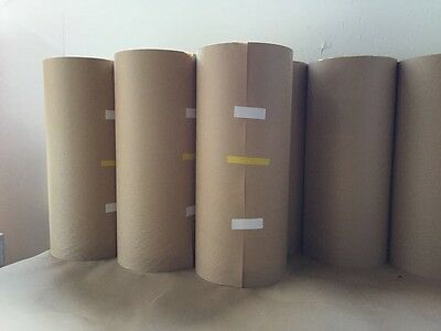 Brown Paper Masking Roll Sankraft, 450mm x 400m, Painting, Wrapping, Packaging.