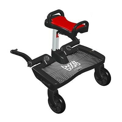 Lascal Red Saddle for Maxi Buggyboard