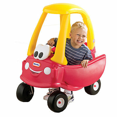 Little Tikes Cozy Coupe Red, Kids Ride On Car