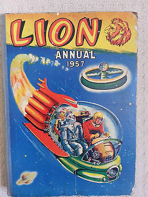 Lion Annual 1957 Unclipped