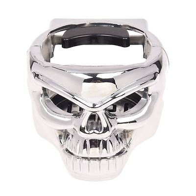 WD Skull Car Auto Vent Mount Cup Drink Can Bottle Holder