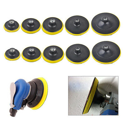 M14/M16 Backing Polishing Pad Polisher Buffing Plate Backer Hook&Loop 75MM-125MM