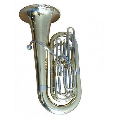 B - Tuba 4-ventilig Perinetmaschine Frontaction neu