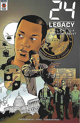 24: Legacy - Rules of Engagement #1