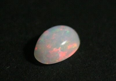 1.55ct Welo Opal Cabochon - Rainbow Fire AAA Jelly Opal - See Video
